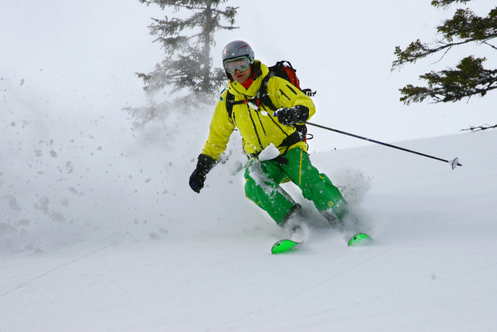 Grong Skisenter - Skigebiet
