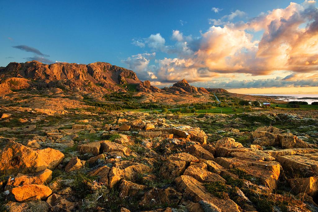Erleben Sie die Geologie-Insel Leka